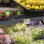 Abate Fetel Pears and Muscat Grapes Now in Stock